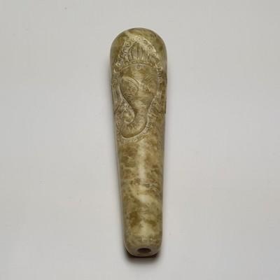 Chillum Marmor Ganesha 13cm