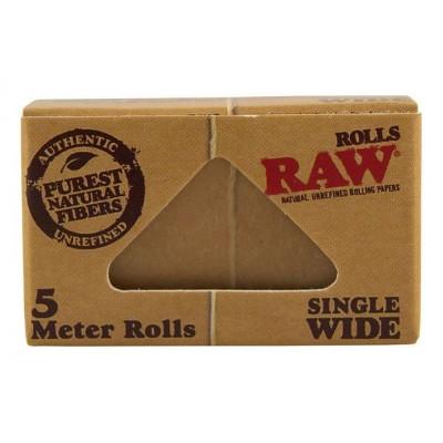 Raw Meter Papir Single Wide