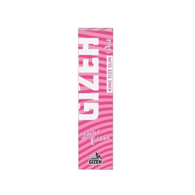 Gizeh Kingsize Slim Pink