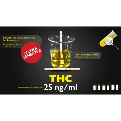 Thc Test Clean Urin