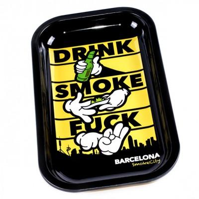 Mixerbakke BCN Smoke City...