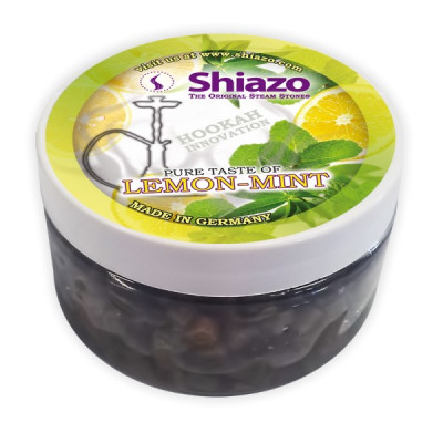 Shiazo Dampsten Lemon Mint