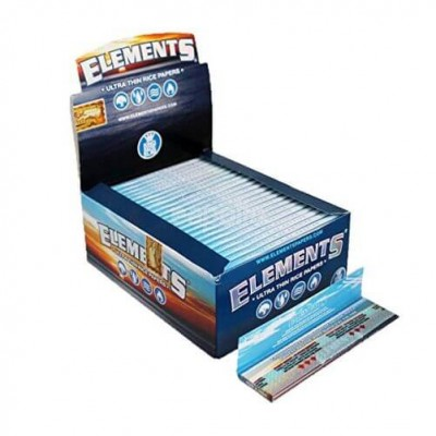 Elements Kingsize Slim 50