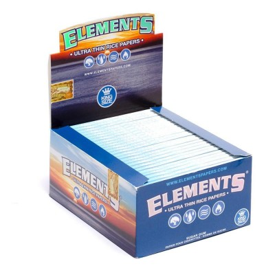 Elements Kingsize 50