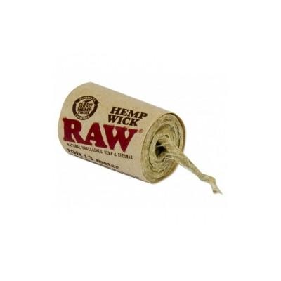 Raw Hemp Wick 3 Meter