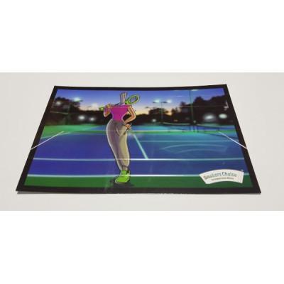 Mixerbakke Sport Tennisspiller