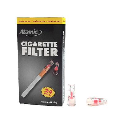 Atomic Cigaret Filter