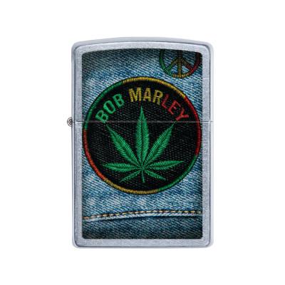 Zippo Lighter Bob Marley