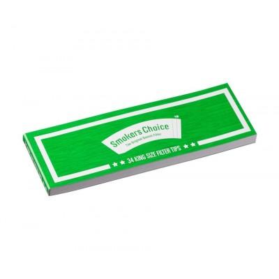Smokers Choice Green Kingsize