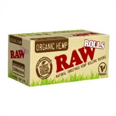 Raw Organic Meter Papir