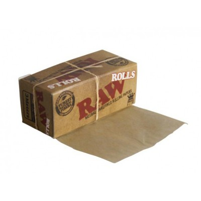 Raw Meter Papir Kingsize