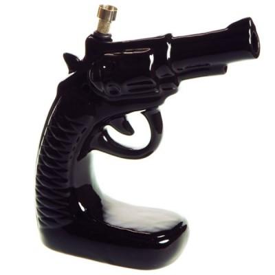 Keramik Bong Pistol 22cm