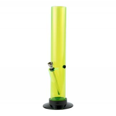 Akryl Bong Grøn 32cm