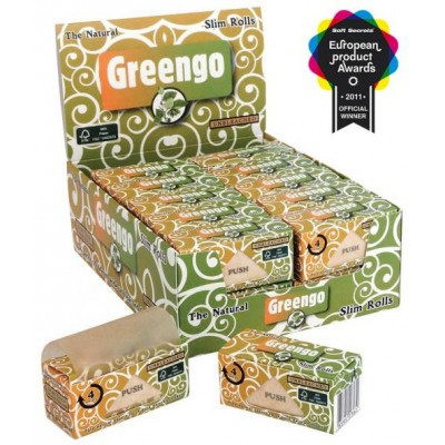 Greengo: Slim Rolls, 24 pk