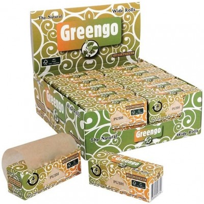 Greengo: Wide Rolls, 24 pk