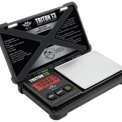 Digital Vægt 400 x 0,01 Triton
