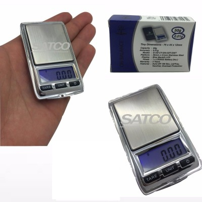 Digital Vægt 50 x 0,01 Minide