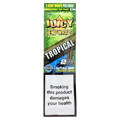 Hemp Blunt Wraps Tropical 2...