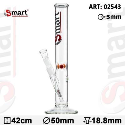 Glas Bong Smart 42cm