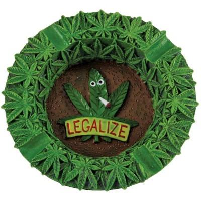 Polyresin Askebæger Legalize
