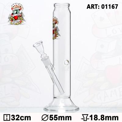 Glas Bong 32cm