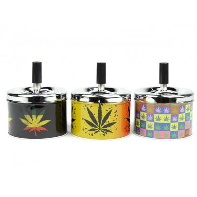 Spin Askebæger Cannabis